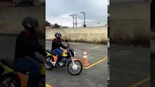 Percurso de Moto - ConquistA