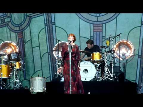 FLORENCE+THE MACHINEBREATH OF LIFE ! @ LOLLAPALOOZA 852012