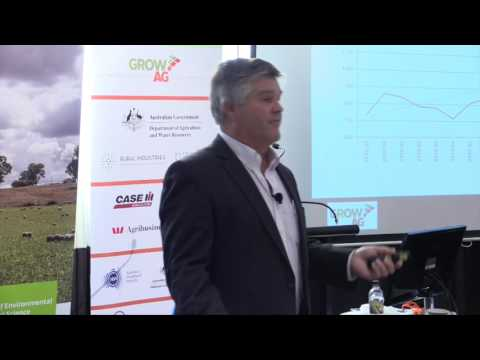 GrowAg 2016: Mick Hay 'Trends shaping employment in agriculture'