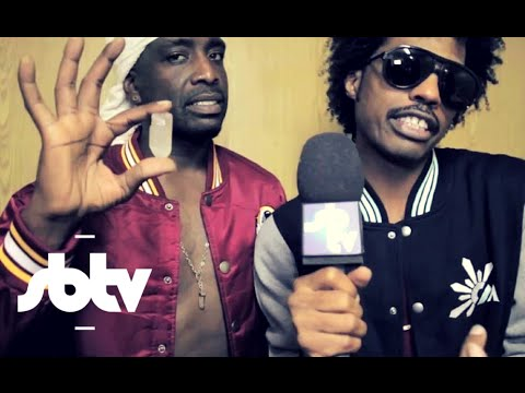 The Pharcyde | Interview: SBTV