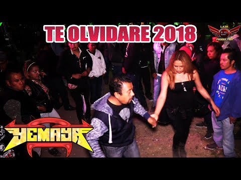 LA SEGUNDA DE TE BUSCARE ((TE OLVIDARE )) SONIDO YEMAYA - PISTA LA CAPU PUEBLA - 10 MARZO 2018
