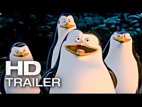 DIE PINGUINE AUS MADAGASCAR Trailer Deutsch German   2014 Movie [HD]