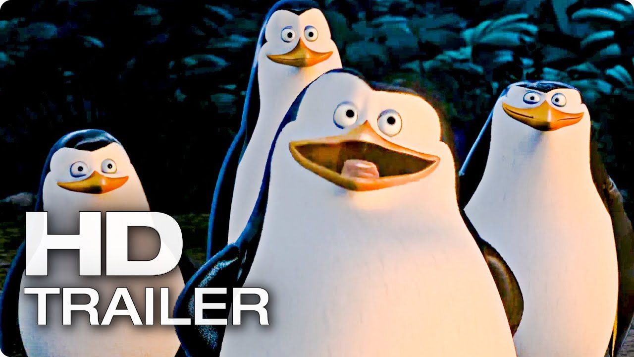 Die Pinguine Aus Madagascar Film 2014 Stream