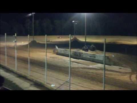 Heat Race 1 Northwest FL Speedway 9 24 16