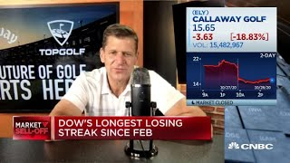 Callaway CEO says the merger with Topgolf will more than 'double' growth prospects
