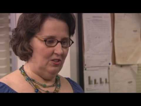 Phyllis gets Jealous - The Office