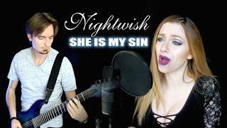 She Is My Sin Nightwish COVER by Rehn feat Alex Luss