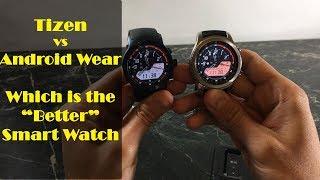 Video Tizen vs Android Wear 2.0: wat is het beste slimme horloge voor jou? download MP3, 3GP, MP4, WEBM, AVI, FLV September 2018