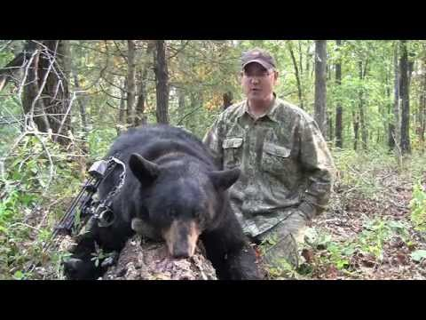 Arkansas Archery Bear Hunt 2009