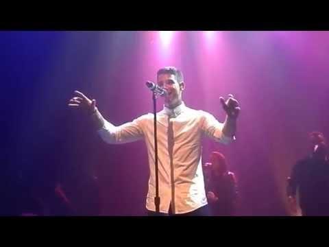 Nick Jonas - Teacher - Gramercy Theatre - November 4, 2014