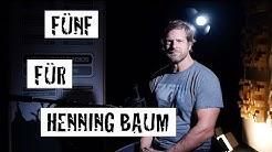 Fünf für Henning Baum (Der letzte Bulle) - das Interview ohne Fragen