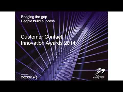 Innovation Award for Engagement