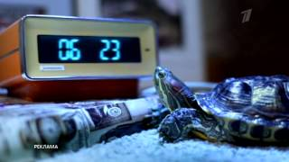 Заставки рекламы Первого канала (2012 осень) (утро)