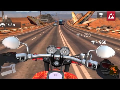 Moto Rider GO: Highway Traffic - Game Trailer || T-Bull