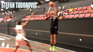 Stefan Todorović Prolific Prep Knockdown Shooter On The Rise