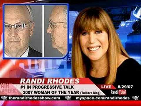 Randi Rhodes: Senator Larry Craig is and always was gay