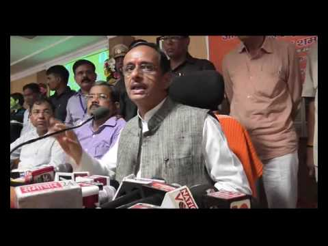 Deputy Chief Ministers Dinesh Sharma in agra
