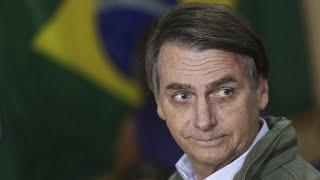 Brasilien: Ultrarechter Bolsonaro wird nächster Präsident