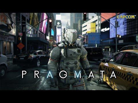 PRAGMATA – Announcement Trailer   Next Gen (2022)