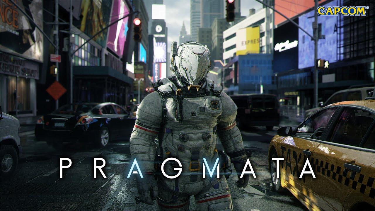 Pragmata – Announcement Trailer | Next Gen (2022) - YouTube