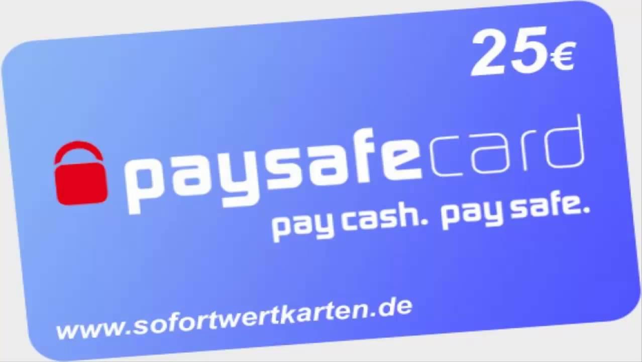 paysafecard 25€