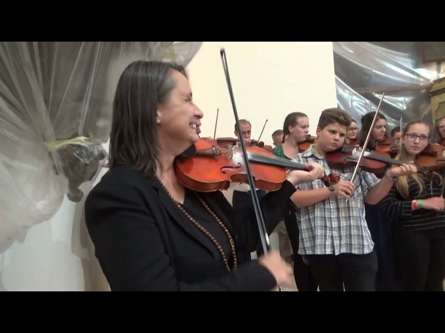 Métatábor 2018 - Koncert - Salamon Beáta hegedűsei - Kalotaszeg