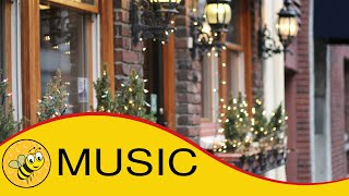 Bright Cheerful Happy Music At Christmastime | Happy Music