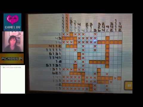 Nintendo 3DS Picross e4