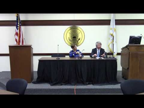 2017 Attorney Admissions Program - Bankruptcy Panel Discussi