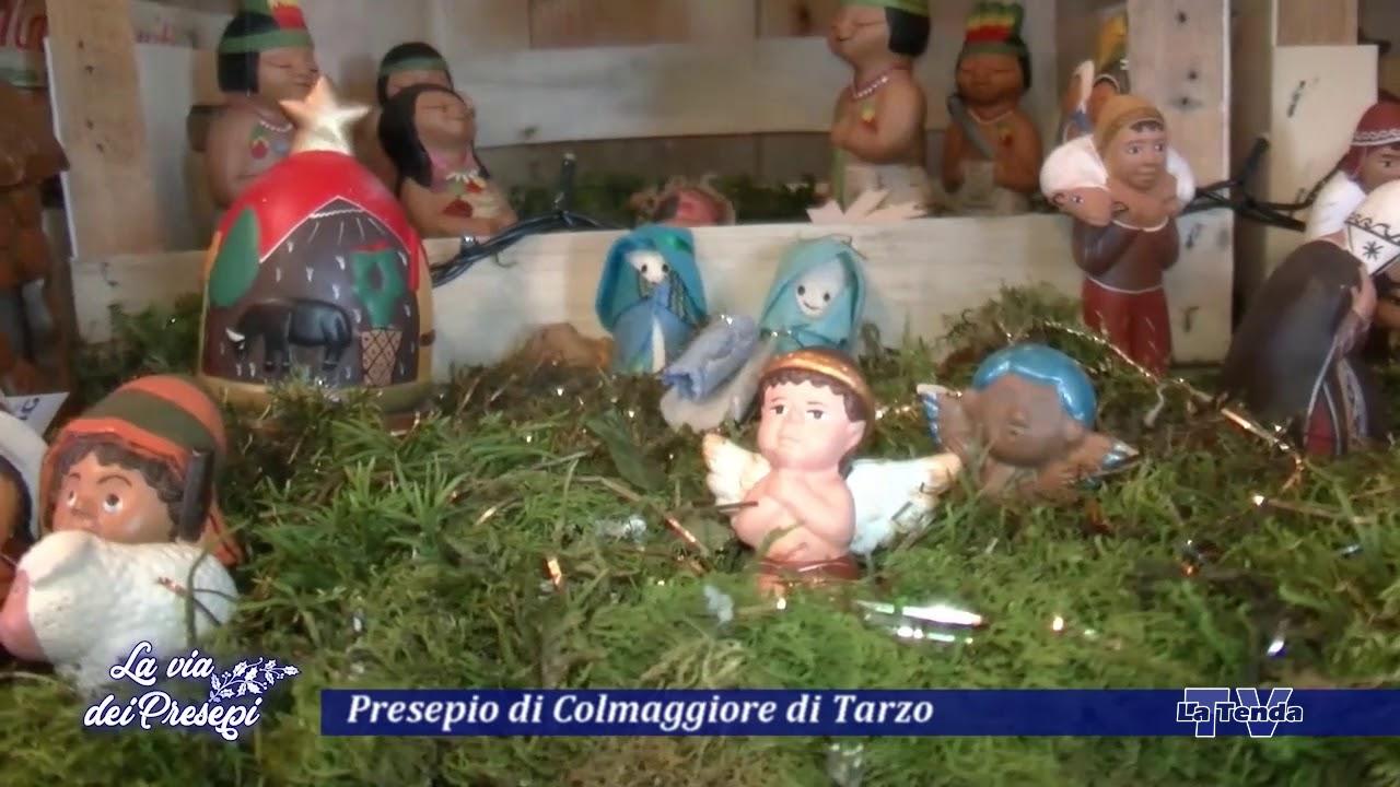 La via dei Presepi - Colmaggiore di Tarzo