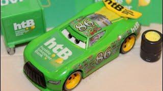 Gambar cover Disney Cars 3 Next-Gen Chick Hicks (HTB Piston Cup Racer) Custom