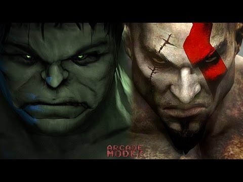 HULK vs. KRATOS | ARCADE MODE! [EPISODE 5]