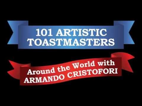 Kylie Lowe 101 Artistic Toastmaters