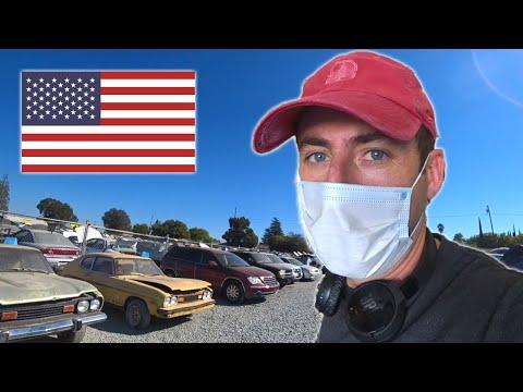 Как умирают автомобили в США /Автомеханик в Калифорнии