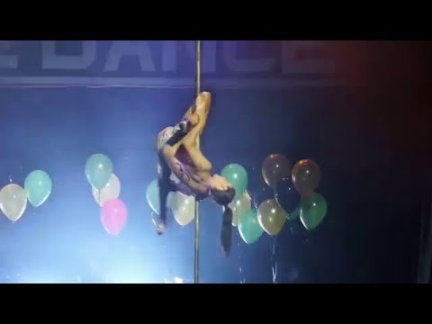Maddie sparkle 2nd place miss pole dance australia 2015 2016