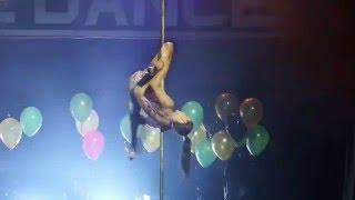 Natty - Miss Pole Dance Australia 2016