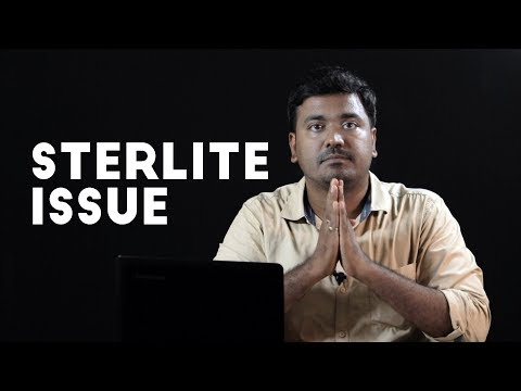 Sterlite Issue Explained in Tamil   Thoothukudi  Sterlite Controversy  Kichdy