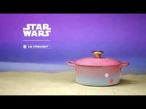 Le Creuset to Offer New Star Wars Line of Cookware