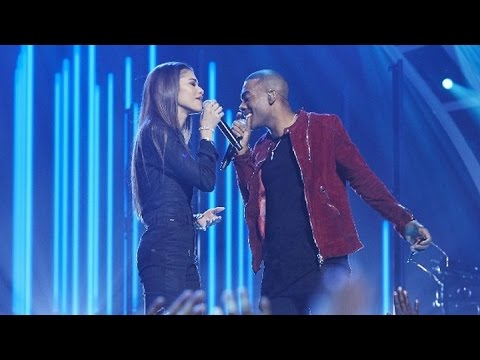 Mario & Zendaya  Let Me Love You  at Greatest Hits ABC