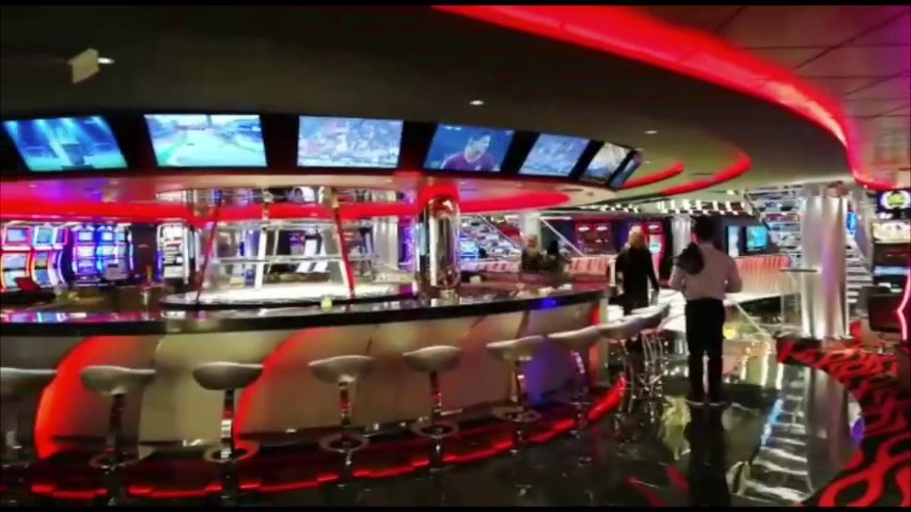 Interior do MSC Seaview - YouTube