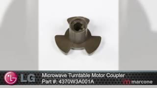 LG Microwave Turntable Motor C…