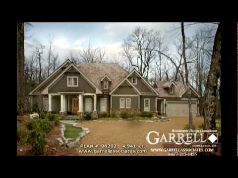 LODGEMONT COTTAGE HOUSE PLAN BY GARRELL ASSOCIATES, INC. MICHAEL W. GARRELL GA 70