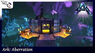 Finishing Up The New Base Build (Part 2) | ARK: Aberration #33