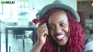 Femi One interview at Ghafla