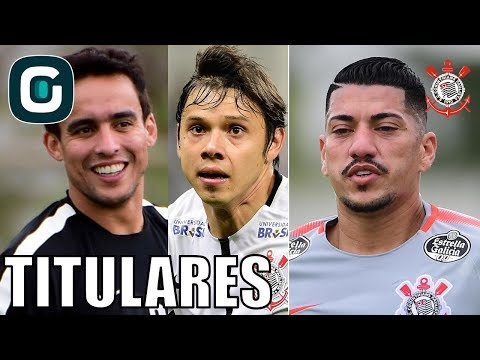 Corinthians Joga Com Jadson E Ralf No Esquema 4-2-4- Gazeta Esportiva (05/04/18)