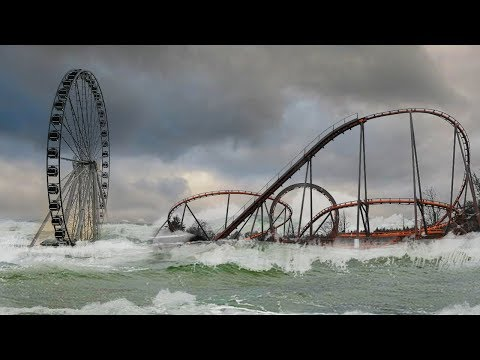 CREEPIEST Abandoned Amusement Parks!