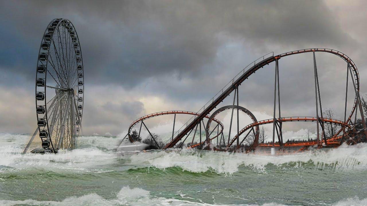 CREEPIEST Abandoned Amusement Parks! - YouTube