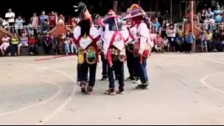 Las cueras, Quechultenango, Gro 2014.