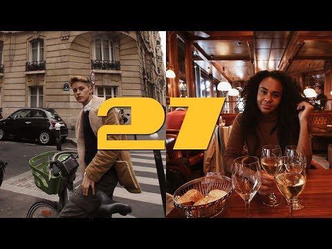 HOW I SPENT MY 27TH BIRTHDAY IN PARIS