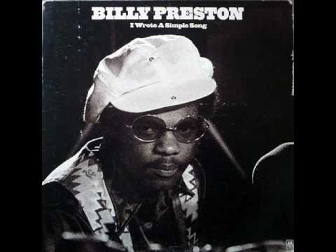 Billy Preston - I Wrote A Simple Song (1971) [Full Album]